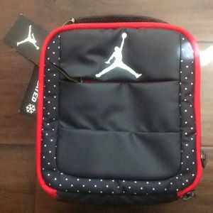 NEW Jordan insulated lunch bag